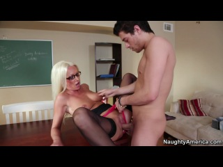 Diana Doll & Xander Corvus (My First Sex Teacher) porn xxx HD